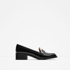 ZARA - WOMAN - CONTRAST LOAFERS
