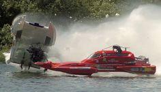 Bad Ass Boat Crashes