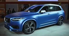 2016 Volvo XC90 R-Design Is Damn Sexy Swede