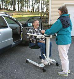 Take Along Lift Car Transfer