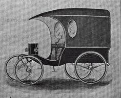 1898 Duryea Delivery Wagon