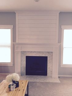 138 best lovely farmhouse fireplaces images in 2019 rh pinterest com
