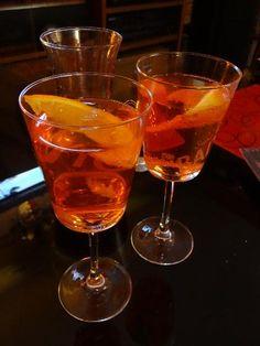 Aperol Spritz : cocktail italien pétillant - Recette de cuisine Marmiton : une recette