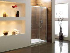 Sliding shower door enclosures for a sophisticated modern look Sliding Door…