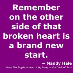 Mandy Hale, from The Single Woman: Life, Love, and a Dash of Sass