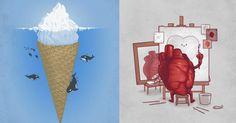 Top 20 des petites illustrations rudement mignonnes de Naolito