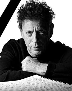 Philip Glass Steve Reich, Studio Photography Poses, Philip Glass, Classical Music Composers, Minimalist Music, City Winery, Writers And Poets, Music People, Conductors