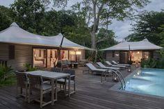 Sao Tome & Principe | Príncipe Island: Sundy Praia Lodge | DIAMIR Erlebnisreisen – statt träumen selbst erleben… Villa, Lokal, Strand, Wanderlust, Outdoor Decor, Home Decor, The Beach, Lush Garden, Birdwatching