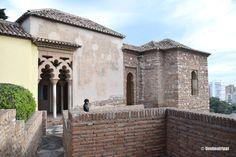 Málagan Alcazaba – esimakua Alhambrasta | Unelmatrippi