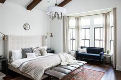 The Perfect Velvet Sofa - ELLEDecor.com