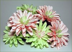 Paper Flowers - DIY or ready made for your wedding :-)