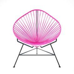 Cancun Chair - Fuchsia | dotandbo.com