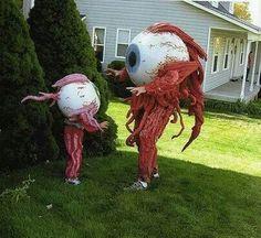 Halloween eye costume costume ideas Pinterest Halloween Eyes