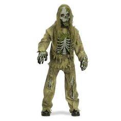Skeleton Zombie Costume for kids