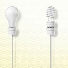 One of the easiest ways to save money is switching your incandescent light bulbs to CFLs. | www.dowpowerhouse.com | #save #money #dowpowerhouse