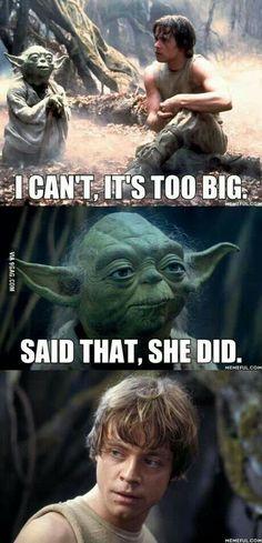 Yoda Love - LOL