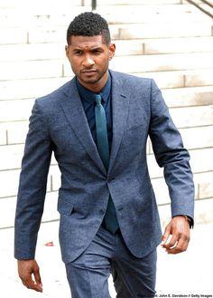 Usher -- You guys loooook, Usher would make an adorable Eros-- //slapped