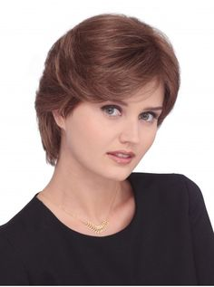 Please confirm your color selection for this Louis Ferre Meg Petite wig. Short Hair With Layers, Short Hair Cuts For Women, Long Hair Cuts, Short Wavy, Mother Of The Bride Hairdos, Curly Hair Styles, Natural Hair Styles, Cheap Lace Front Wigs, Monofilament Wigs
