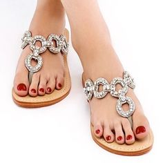 Image result for mystique sandals Fashion Shoes, Fashion Tips, Fashion Design, Fashion Trends, Mystique Sandals, Silver Sandals, White Shirts, Cute Shoes, Tory Burch