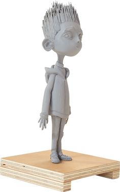 ParaNorman Norman Original Animation Maquette (LAIKA, 2012).... | Lot #94092 | Heritage Auctions