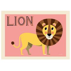 Ingela Friendly Lion