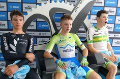 Primožič je startal v drugi skupini kolesarjev in 28,9 kilometrov dolgo traso prevozil s časom 36:36.24.