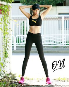 Pin On, Japanese Models, Sporty Outfits, Female Poses, Sport Girl, Sports Women, Fitness Fashion, Asian Beauty, Asian Girl