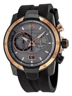 Men's Swiss Made UF6 Yachting Chronograph Watch by Technomarine at Gilt