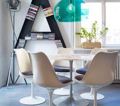 Estupendas ideas de cómo decorar tu comedor con una mesa redonda