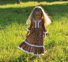 """Купить Платье для девочки """"Прованс"""" - платье для девочки, платье летнее, Платье нарядное, детское платье"""