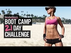 BodyRock Bootcamp I Workout 21 Bonus FREE !!