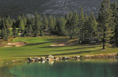 Copper Point Golf Course, Invermere, B.C.