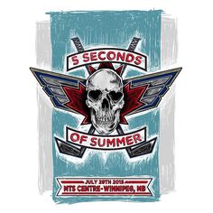 Winnipeg's limited edition ROWYSO poster.     I wish I could've gone