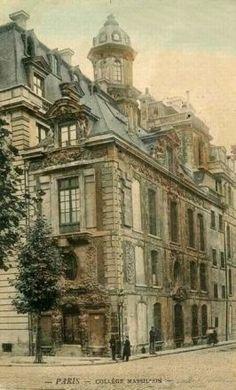 L'Hôtel Fieubet ou La Valette - Paris  4e. Le Quartier du Marais. Un premier…
