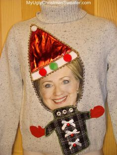 Ugly Christmas Sweater Party! Yay! Fun!