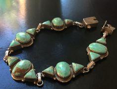 Bracelets Native American Jewelry Vintage Jewlery by sugardrawers