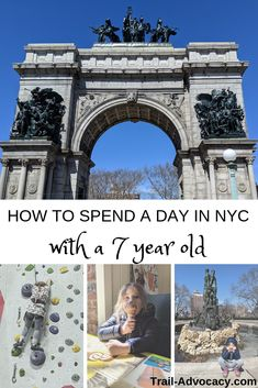 A Day in the Life: Rock Climbing, Brunch, and the Brooklyn Museum with a kid - Trail Advocacy Nyc With Kids, Travel With Kids, Family Travel, Family Trips, New York Travel Guide, New York City Travel, Utah, Grand Canyon, Travel Goals