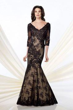 montage mon cheri dress