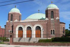 Holy Trinity Greek Orthodox Church, Charleston South Carolina