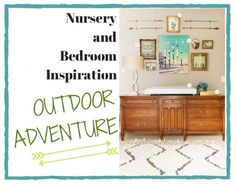 #Nursery and #bedroom inspiration: Outdoor Adventure. BabyCentre Blog