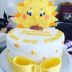 Sugar Mami offers affordable cakes & bakes for any ocassion! Sunshine Baby Showers, Baby Shower Cakes, No Bake Cake, Bakery, Birthday Cake, Sugar, Desserts, Food, Tailgate Desserts