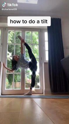 Gymnastics For Beginners, Gymnastics Tricks, Gymnastics Skills, Gym Workout For Beginners, Gym Workout Tips, Fitness Workout For Women, Gymnastics Stretches, Gymnastics Poses, Acrobatic Gymnastics
