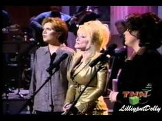 Dolly Parton with Alison Kraus & Suzanne Cox -In The Garden on her Gospel Show