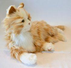 Bilde av Interaktiv katt Else brannete