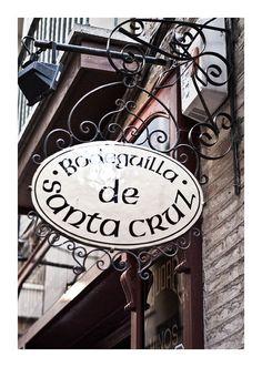 Calle Santa Cruz, 3, 50003 Zaragoza #Zaragoza #bodega #tapas