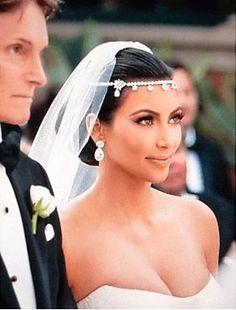Crystal Zircon Headband for Wedding Party