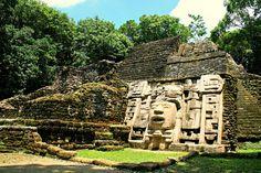 Lamanai Mayan Ruins - Belize