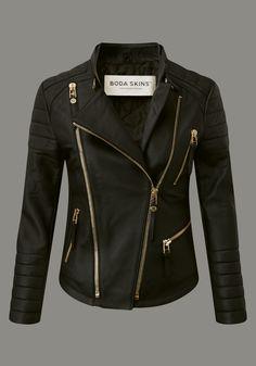 Luna V.2 (Gold Hardware) - Jackets - Women - Boda Skins
