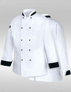 cc Chef Dress, Waiter Uniform, Chef Shirts, Hotel Uniform, Restaurant Uniforms, Corporate Uniforms, Diy Clothes And Shoes, Estilo Hippy, Work Uniforms