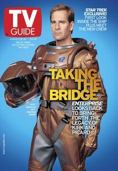 Taking the Bridge Cover 3 of 3 Star Trek Tv Series, Star Trek Cast, Watch Star Trek, Star Trek Original Series, Enterprise Nx 01, Star Trek Enterprise, Star Trek Voyager, Star Trek 1966, Star Trek Images